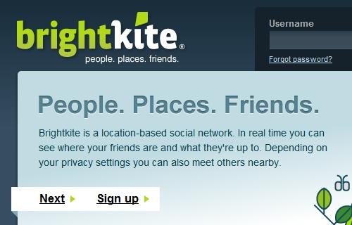 http://brightkite.com/