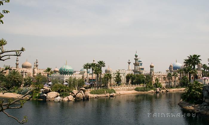 阿拉伯城堡