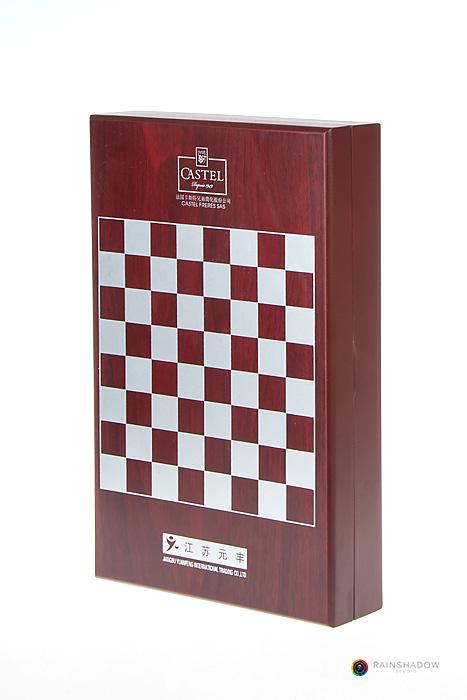 卡斯特国际象棋酒具礼盒