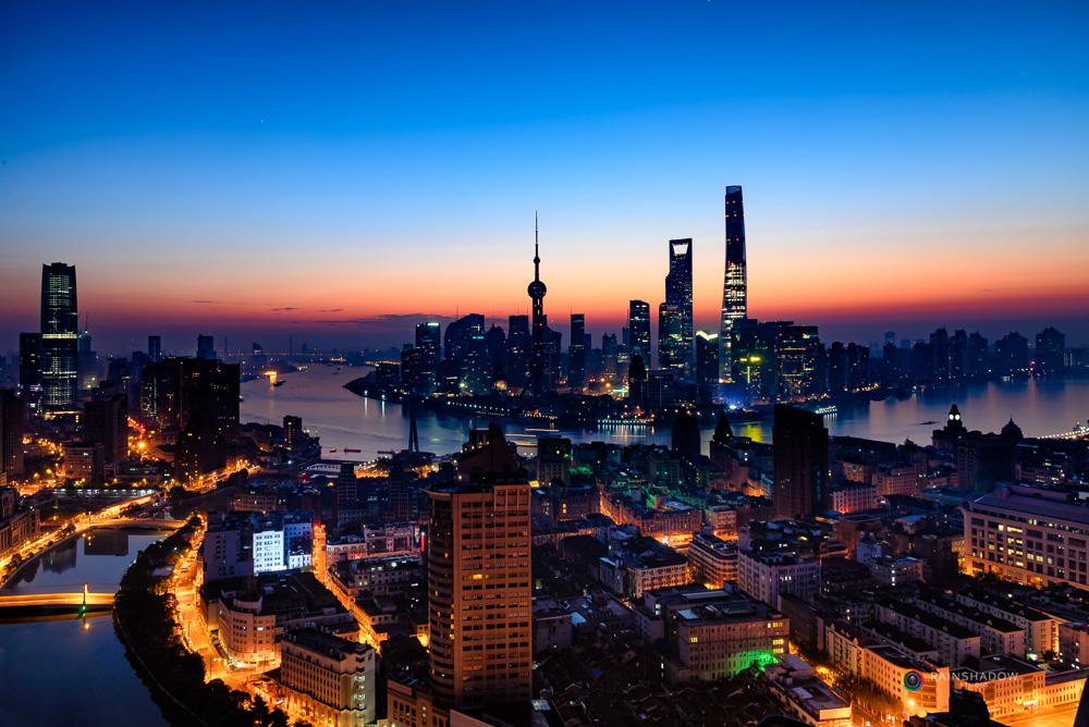 Good morning, Shanghai